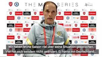 """Vorschaubild für Chancentod Werner? Tuchel: """"Hoffentlich nicht"""""""