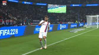Preview image for Lucas Paquetá's goal vs Paris Saint-Germain