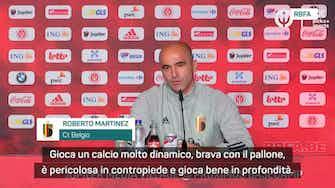 """Anteprima immagine per Martinez: """"L'Italia è speciale, merito di Mancini"""""""