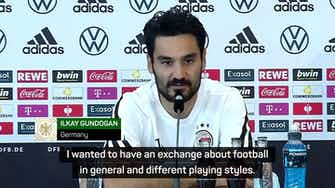 Preview image for Gundogan credits Flick with prolonging international career