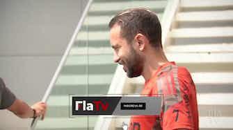 Imagem de visualização para Flamengo encerra preparação e embarca para duelo com o América-MG