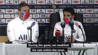 Preview image for Perez pleased with Mbappé selfless play for PSG