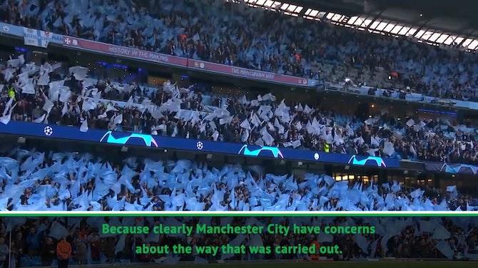 I respect the system - UEFA president on Man City ban