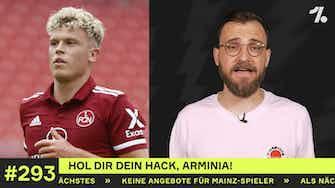 Vorschaubild für Hol dir dein Hack, Arminia!
