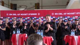 Vorschaubild für Dänische Helden kehren von ereignisreicher EM zurück