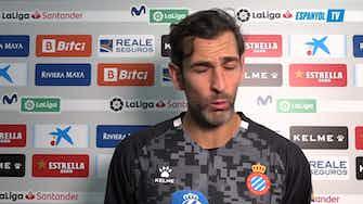Imagen de vista previa para Diego López, sobre el empate ante el Athletic