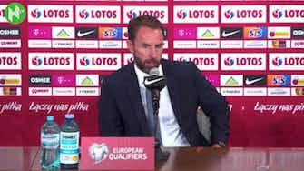 Vorschaubild für Southgate pleased with England reaction to Euro 2020 final defeat