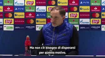 """Anteprima immagine per Tuchel perdona Werner: """"Farà gol alla prossima"""""""
