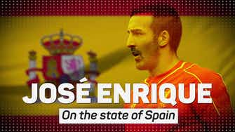 Preview image for Spain call-ups 'quite easy' now, says ex-Liverpool defender Enrique