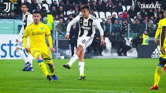 Imagen de vista previa para Grandes goles de Dybala con la Juventus