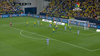 Preview image for Highlights: Cádiz 0-0 Barcelona