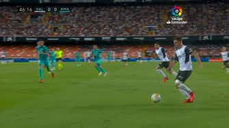 Preview image for Highlights: Valencia 1-2 Real Madrid