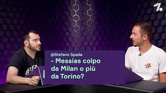 Anteprima immagine per Messias è da Milan o più da squadra come il Torino?