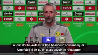 """Image d'aperçu pour Dortmund - Rose : """"Se réinventer sans Haaland, mais pas tout reprendre à zéro"""""""