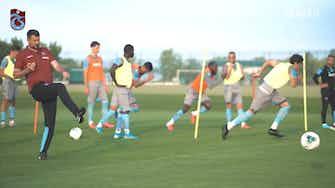 Vorschaubild für Trabzonspor Return to Training