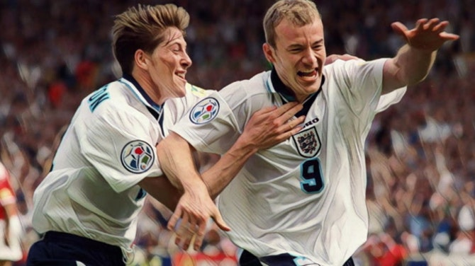 Five of the best players at Euro 96