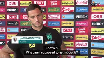 Preview image for Ronaldo and Messi are 'not from this world' - Arnautovic
