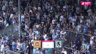 Vorschaubild für SV Wehen Wiesbaden - TSV 1860 München (Highlights)