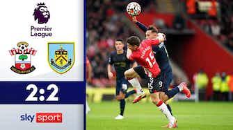 Vorschaubild für Cornet sichert den Punkt für Burnley | FC Southampton - FC Burnley 2:2