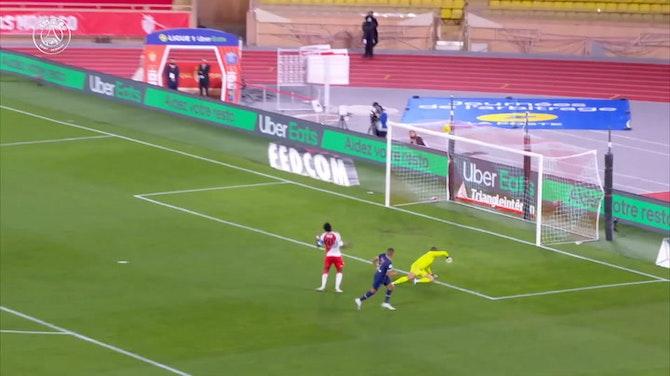 Image d'aperçu pour Le superbe but de Mbappé face à L'AS Monaco