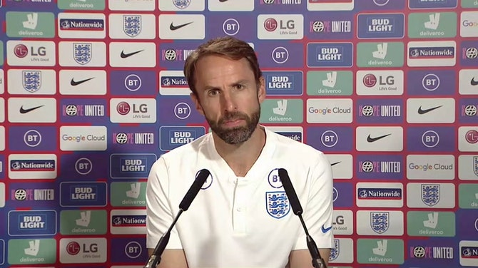Preview image for England not 'too nice' to win major trophies - Southgate