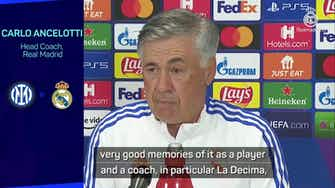 Preview image for Ancelotti and Benzema eager to continue 'special' Champions League success