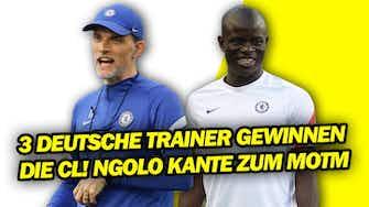Vorschaubild für Wieder ein deutscher Trainer! Kante gewinnt fast jedes Jahr ein Titel!