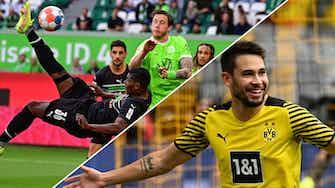 Vorschaubild für Dortmund baut Heimserie aus - Embolo führt Gladbach zum Sieg