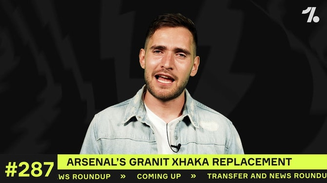 Preview image for Who will be Xhaka's replacement at Arsenal?