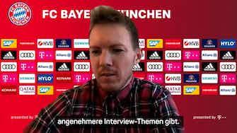 """Vorschaubild für Nagelsmann über Kimmich: """"Keine leichte Situation"""""""
