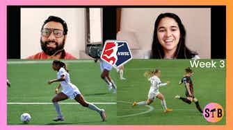 Preview image for Radha & Romel pick their NWSL goals of week 3