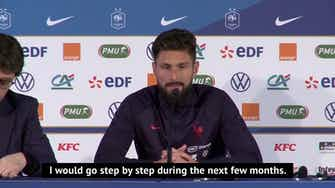 Preview image for Giroud eyes Thierry Henry's France record