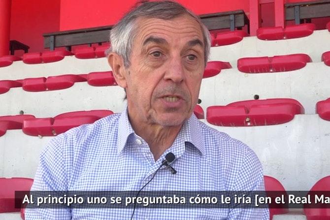 """Alain Giresse sobre Zidane: """"En el Real eres más que un entrenador"""""""