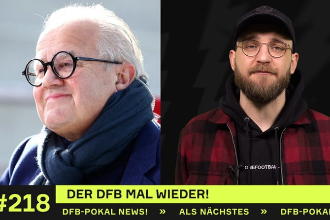 DFB-Präsident vor dem Aus?