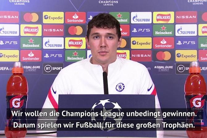 Christensen warnt vor Hazard: Kennen seine Qualität