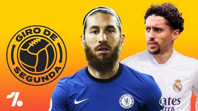 Ramos no Chelsea, Marquinhos no REAL e tudo + do Mercado da Bola!