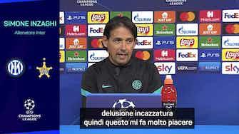 """Anteprima immagine per  La garra di Inzaghi: """"Siamo inca**ati. Sanchez un valore aggiunto"""""""