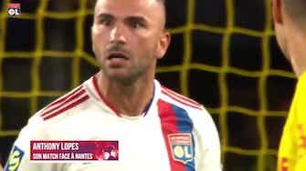 Imagem de visualização para Anthony Lopes fecha o gol e garante vitória do Lyon sobre o Nantes