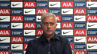 Preview image for CLEAN: Mourinho 'very happy' to see Son-Lloris argument