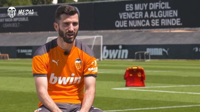 José Gayà: 'Jugar en la selección es lo más bonito'
