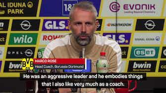 Preview image for Rose reveals Delaney's Dortmund departure decision