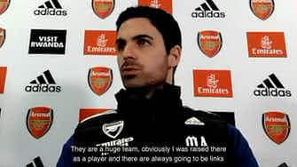 Preview image for I love my job at Arsenal, Mikel Arteta responds to Barcelona links