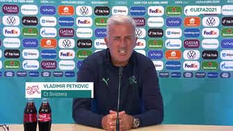 """Anteprima immagine per Petkovic: """"Noi credibili, il k.o. con l'Italia ci è servito"""""""