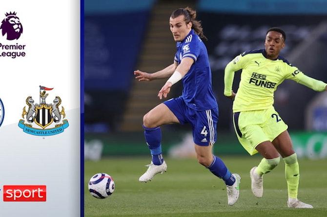 6 Tore! Söyüncü & Co. patzen! | Highlights: Leicester – Newcastle 2:4
