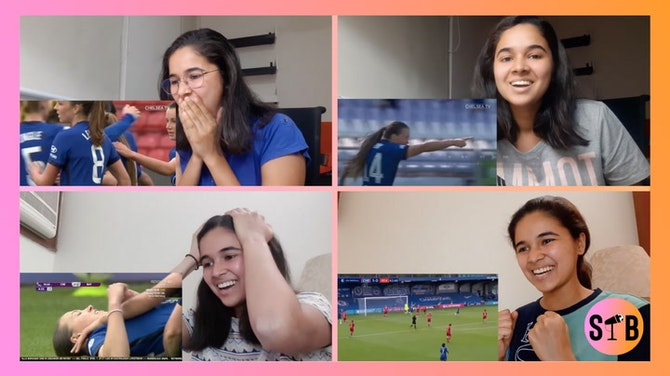 Preview image for The best of Fran Kirby [LIVE REACTIONS]
