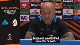 """Imagen de vista previa para Sampaoli: """"Si queremos continuar, tenemos que ganar mañana"""""""