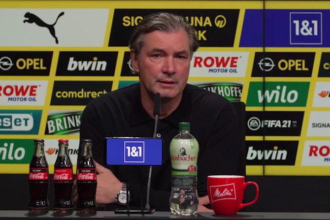 Zorc: Rücken vom Ziel Champions League nicht ab