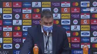 """Imagen de vista previa para Pizzi tras empatar en la cancha de Sâo Paulo: """"Tuvimos valentía"""""""