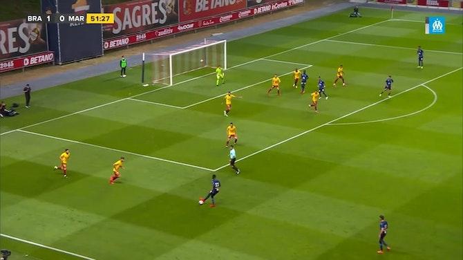 Image d'aperçu pour Le premier match de Guendouzi et Saliba avec Marseille