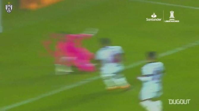 Imagem de visualização para Gols de Moisés Caicedo na Libertadores de 2020